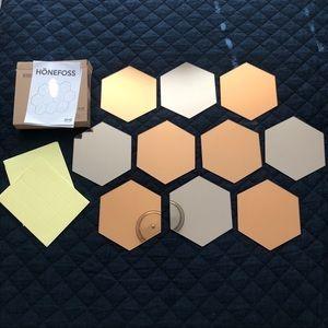 IKEA Honefoss Mirror 10 pack